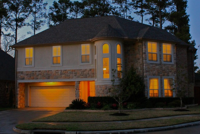 New Construction Exterior Homes